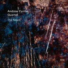 Andrew Cyrille (geb. 1939): News, CD