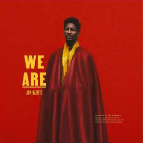 Jon Batiste: We Are, CD