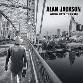 Alan Jackson: Where Have You Gone, CD