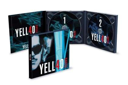 Yello: 40 Years, CD