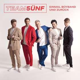 Team 5ünf: Einmal Boyband und zurück, CD