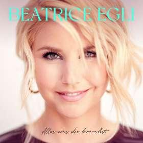 Beatrice Egli: Alles was du brauchst, CD