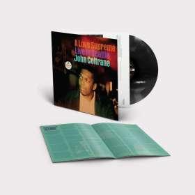 John Coltrane (1926-1967): A Love Supreme: Live In Seattle, LP