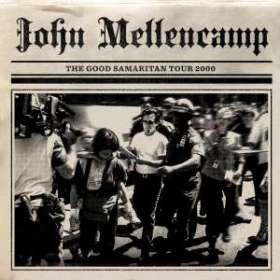 John Mellencamp (aka John Cougar Mellencamp): The Good Samaritan Tour 2000, CD