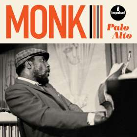 Thelonious Monk (1917-1982): Palo Alto (Live At Palo Alto High School/CA 1968), CD