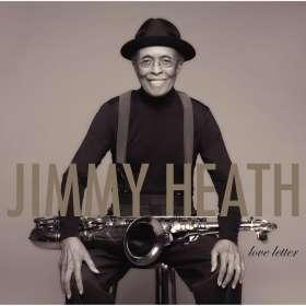 Jimmy Heath (1926-2020): Love Letter, CD