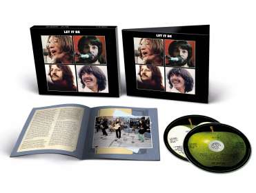The Beatles: Let It Be (50th Anniversary Deluxe Edition), CD
