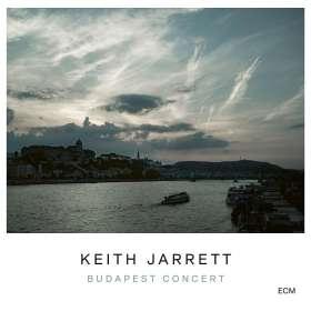 Keith Jarrett (geb. 1945): Budapest Concert, LP