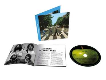 The Beatles: Abbey Road - 50th Anniversary, CD