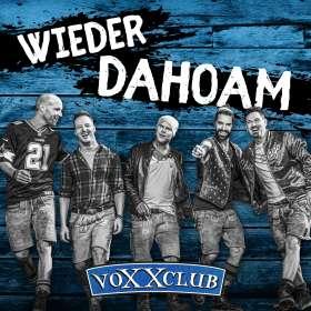 voXXclub: Wieder dahoam, CD