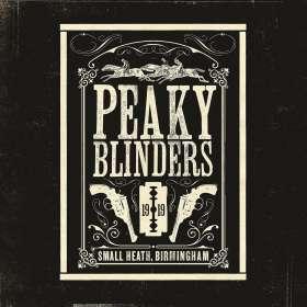 Filmmusik: Peaky Blinders, CD
