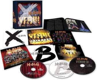 Def Leppard: The CD Boxset: Volume Three (Limited Edition), CD