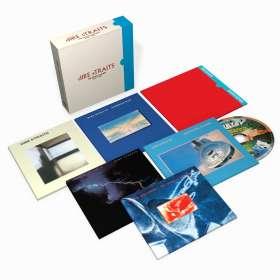 Dire Straits: The Studio Albums 1978-1991 (Limited 6CD Boxset), CD