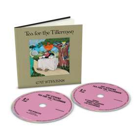 Yusuf (Yusuf Islam / Cat Stevens): Tea For The Tillerman (Limited Deluxe Edition), CD