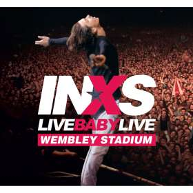 INXS: Live Baby Live, DVD