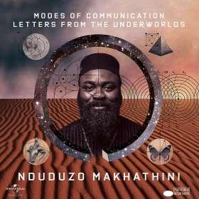 Nduduzo Makhathini: Modes Of Communication: Letters From The Underworlds, CD
