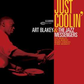 Art Blakey (1919-1990): Just Coolin', LP