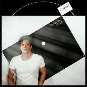 Charles Pasi (geb. 1984): Zebra, LP