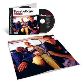 The Beastie Boys: Beastie Boys Music, CD