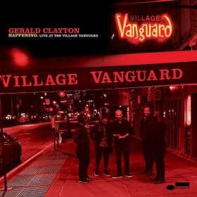 Gerald Clayton (geb. 1984): Happening: Live At The Village Vanguard, CD