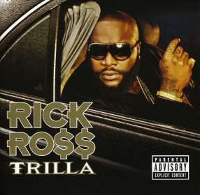 Rick Ross: Trilla, CD