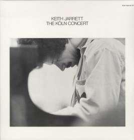 Keith Jarrett (geb. 1945): The Köln Concert (180g HQ-Vinyl), LP