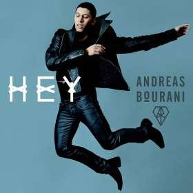 Andreas Bourani: Hey, CD