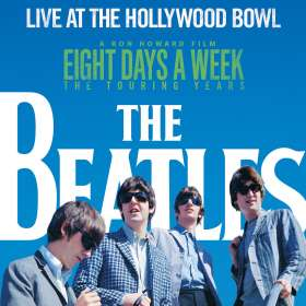 The Beatles: Live At The Hollywood Bowl, CD