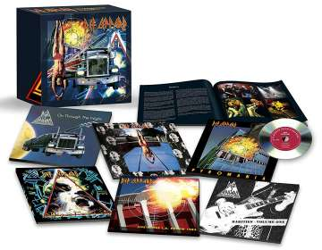 Def Leppard: The CD Box Set: Volume One (Limited Edition Boxset), CD