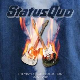 Status Quo: The Vinyl Singles Collection: 2000's (remastered) (Limited Hardcover Box), SIN