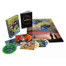 Simple Minds: Street Fighting Years (Limited Edition), CD