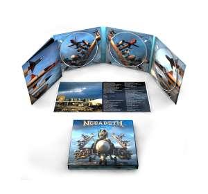 Megadeth: Warheads On Foreheads, CD