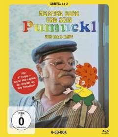 Pumuckl - Meister Eder und sein Pumuckl Staffel 1 & 2 (Blu-ray), BR