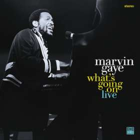 Marvin Gaye: What's Going On Live, CD