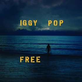 Iggy Pop: Free (Mint Pack), CD