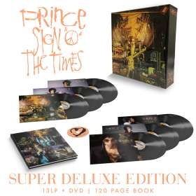 Prince: Sign O' The Times (Super Deluxe Edition), LP