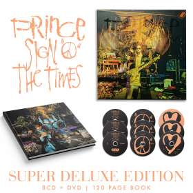 Prince: Sign O' The Times (Super Deluxe Edition), CD