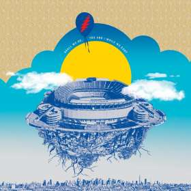Grateful Dead: Saint Of Circumstance: Giants Stadium, East Rutherford, NJ 6/17/91, CD