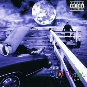 Eminem: The Slim Shady, CD