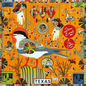 Steve Earle & The Dukes: Guy, CD