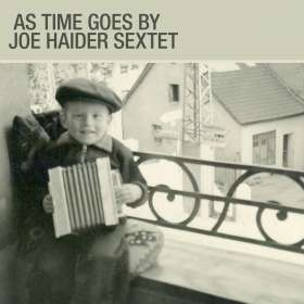 Joe Haider (geb. 1936): As Time Goes By, CD