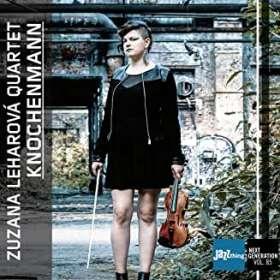 Zuzana Leharová: Knochenmann (Jazz Thing Next Generation Vol.85), CD