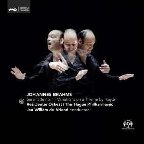 Johannes Brahms (1833-1897): Serenade Nr.1, SACD