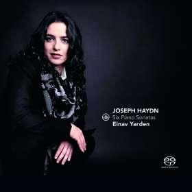 Joseph Haydn (1732-1809): Klaviersonaten H16 Nr.24,25,26,29,31,32, SACD