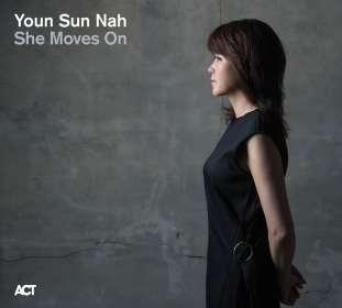 Youn Sun Nah (geb. 1969): She Moves On, CD