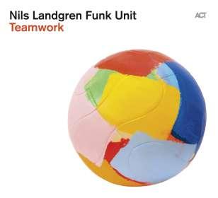 Nils Landgren (geb. 1956): Teamwork, CD