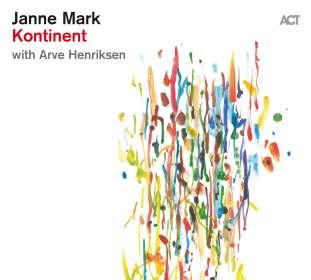 Janne Mark & Arve Henriksen: Kontinent, CD
