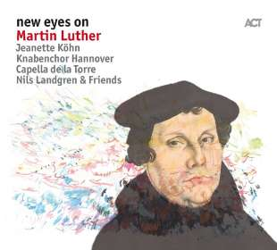 New Eyes on Martin Luther, CD