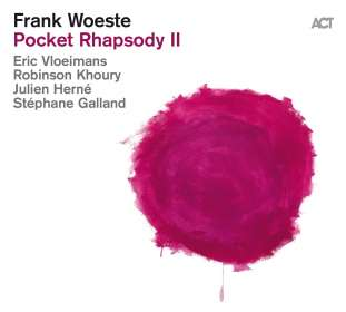 Frank Woeste (geb. 1976): Pocket Rhapsody II, CD