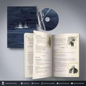 Kauan: Ice Fleet (CD & Book), CD